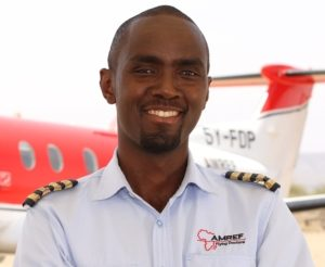 Captain Ephraim Murigu