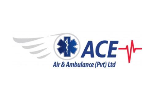 Eurami Provider ACE Air & Ambulance Logo