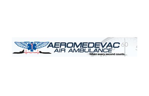 Eurami Provider Aeromedevac Air Ambulance Logo