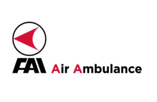 Eurami FAI Air Ambulance rent-a-jet GmbH Logo