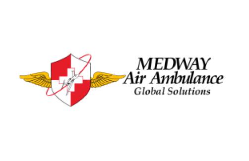 Eurami Provider Medway Air Ambulance Logo
