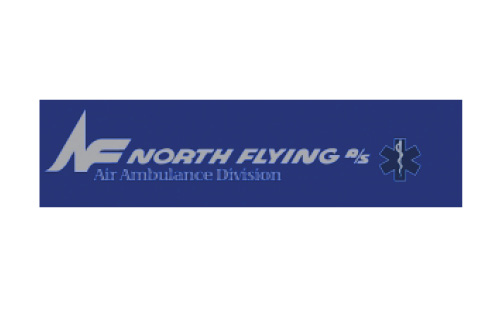 Eurami Provider North Flying A/S Logo
