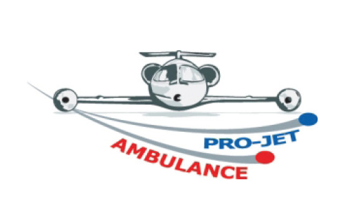 Eurami Provider ProJet Ambulance Service Logo