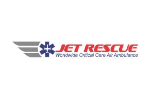 Eurami Provider Jet Rescue Logo
