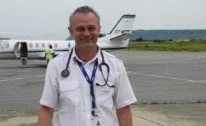 Dr. Simon Forrington